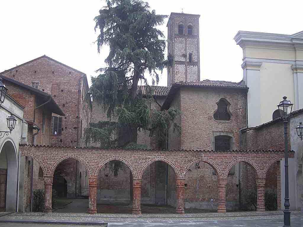Trino, San Domenico