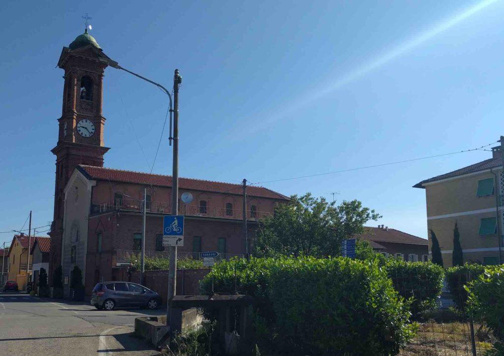 Betlemme - frazione di Chivasso