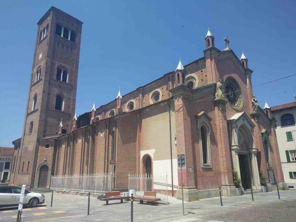 Cavallermaggiore - chiesa SS. Michele e Pietro