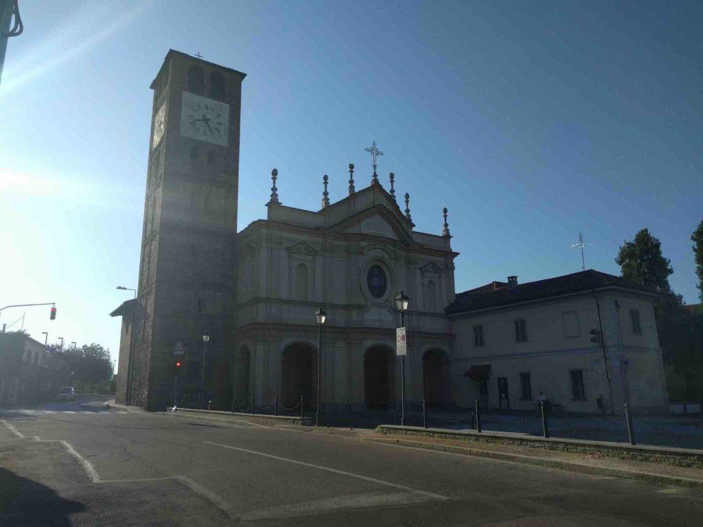 Moncalieri, Testona, Santa Maria